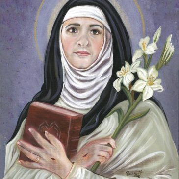 St Catherine de Ricci O.P. 4th February